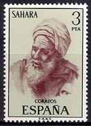 (A) Spanish Sahara 1975 - Old Man   Mint - Sahara Español