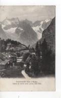 COURMAYEUR Catena Di Sfondo Dalle Sponde Della Dora - Aosta