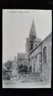 CPA D58 Decize église St Aré - Decize