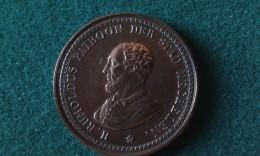 1825, Rumoldus, Patroon Der Stad Mechelen, Jubelfeest, 14 Gram (med336) - Souvenirmunten (elongated Coins)