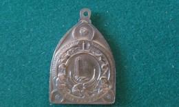 1918, Ville De Malines, Burgemeester Karel Dessain, 12 Gram (med338) - Elongated Coins