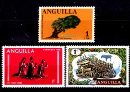 Anguilla-004 - Valori Emessi Negli Anni 1967-1970 (++) MNH - Privi Di Difetti Occulti. - Anguilla (1968-...)