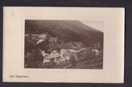 CPA ALLEMAGNE - BAD RIPPOLDSAU - Très Jolie Vue Générale Du Village ( Pas Dans Le Libellé ) - Oblitération Verso - Bad Rippoldsau - Schapbach