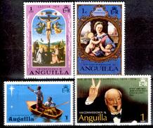 Anguilla-008 - Valori Emessi Nel  1974 (++/+) MNH/LH - Privi Di Difetti Occulti. - Anguilla (1968-...)