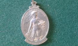 1914-1915, Souvenir De Nos Annees Terribles, 6 Gram (med348) - Pièces écrasées (Elongated Coins)