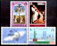 Anguilla-009 - Valori Emessi Nel  1974-1975 (++) MNH - Privi Di Difetti Occulti. - Anguilla (1968-...)