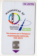 MADAGASCAR Ref MV Cards MDG-18  150 U Madagascar 97 - Madagaskar