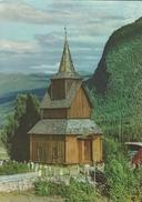 Torpo Stavkirke  -  Norway.  # 05289 - Norwegen