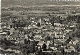 SEDICO - BRIBANO (Belluno) - Panorama Del Centro Storico  (foto Giulio Marino Di Vittorio Veneto) - Belluno