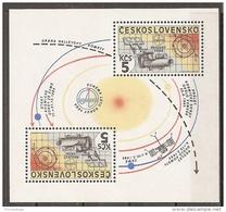 CHECOSLOVAQUIA 1985 - Yvert #H68 - MNH ** - Hojas Bloque