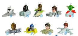 Kinder Surprise Eggs Star Wars Toys From Egg Mini Figures 2016 NEW Collection Toys !! - Diddl