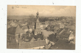 Cp , BELGIQUE , TIELT , PANORAMA , Vierge , Ed : Thill - Tielt