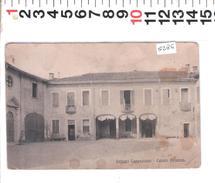 5286  CARATE BRIANZA  ISTITUTO  CANOSSIANO  CORTILE - Monza