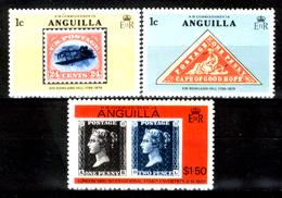 Anguilla-012 - Valori Emessi Nel  1979-1980 (++) MNH - Privi Di Difetti Occulti. - Anguilla (1968-...)