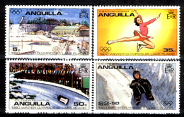 Anguilla-013 - Valori Emessi Nel  1980 (++) MNH - Privi Di Difetti Occulti. - Anguilla (1968-...)