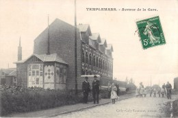 TEMPLEMARS AVENUE DE LA GARE 59 NORD - France