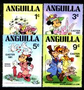 Anguilla-014 - Valori Emessi Nel  1981 (++) MNH - Privi Di Difetti Occulti. - Anguilla (1968-...)