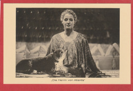 CPA: Cinéma - Brigitte Helm - L'Atlantide - Atlantis - (Georg Wilhem Pabst) - Antinea - Schauspieler