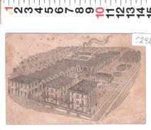 5292  BERNAREGGIO STABILIMENTO TORNAGHI  1911 - Rho