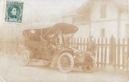 CARTE PHOTO : REUS AUTOMÓVIL TRANSPORTA EN COCHE CACHARRO AUTOMOBILE VOITURE CAR ESPANA - España