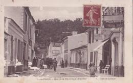 Saint Trojan Les Bains  Rue De La République - France