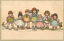 ILLUSTRATEUR MARSCH KIND ENFANTS CHILDREN ILLUSTRATOR - Illustratori & Fotografie