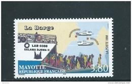 Mayotte  ** , 49 , Fähre , Schiffe - Ongebruikt