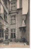 CPA - ORLEANS - LA MAISON D´AGNES SOREL - COUR INTERIEURE - L. L.  - 171 - T. B. E. - Orleans