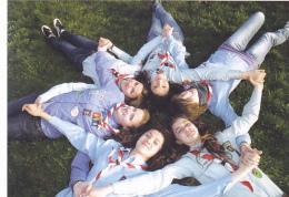#BV4356  SCOUTS, SCOUTING, BOY SCOUTS, GIRL SCOUTS. - Scoutisme