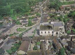 Vue Générale Aérienne D'Aix-en-Othe (10) - - France