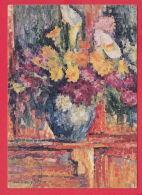 217708 /  FRANCE  Art  Lucie Cousturier - VASE France Frankreich Francia , USED 20+100 L . Italy Italia Italie Italien - Pittura & Quadri