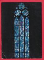217714 / CHAGALL 'S WINDOW IN THE SOUTHERN TRANSEPT PFARRKIRCHE ST. STEPHAN , MAINZ , USED ARTHUR SCHOPENHAUER - Pintura & Cuadros