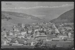 CPA -  Voyagée - Sainte-Croix - VD Vaud