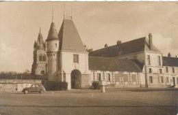 CPSM Bresles (oise) - Portail De La Mairie - France