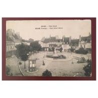 Beaune  Place Carnot  Vve Caucal édit. - Beaune