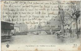 Puy De Dome : Thiers, Pont Du Moutier - Thiers