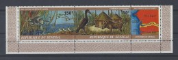 SENEGAL . YT  PA 160/161  Neuf **  Parc National Du Delta De Saloum  1978 - Sénégal (1960-...)