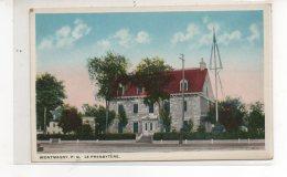 Montmagny P Q  Le Presbytere - Quebec