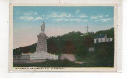 La Normandie A Montmagny P Q  Le Monument - Quebec