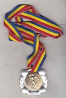 Romania Old Sport Medal - Handball - Juniors National Championship 1977-1978 - Handball
