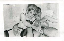 SEX SEXE SEXO EROTIQUE  DESNUDOS NUS NUDO  AÑO 1960 TAMAÑO 13 X 8  ZTU. - Non Classés