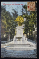 Belgium: Picture Postcard OBP 151  Brussels To France 1919 - 1918 Rotes Kreuz