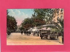 31 HAUTE GARONNE, TOULOUSE, Avenue Jean-Jaurès, Animée, 1932, Marché, (Labouche) - Toulouse