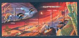 Australia 2000 -- SPAZIO BF 37A Honk Kong 2001 -- **MNH - Oceania