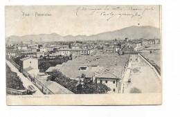 PISA PANORAMA  VIAGGIATA FP - Pisa