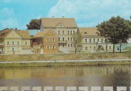 Russia Minsk Canal Scene