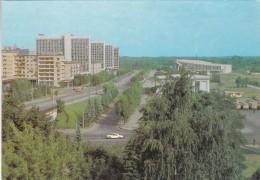 Russia Minsk Highway Scene