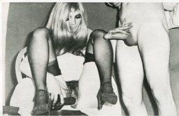 SEX SEXE SEXO EROTIQUE  DESNUDOS NUS NUDO  AÑO 1960 TAMAÑO 14 X 9  ZTU. - Fotografie En Filmapparatuur