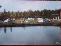 70 - PORT Sur SAONE - Le Camping Sur Les Bords De La Saône. (Tentes, Caravanes) CPSM - France