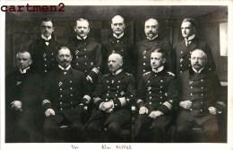 Vizeadmiral Hipper Chef Des Aufklärungsgeschwaders Der Hochseeflotte ADMIRAL KOMMANDANT SEEMANN KRIEGSMARINE KRIEG - Guerre